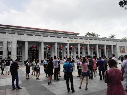 广州市番禺区发展经验考察学习