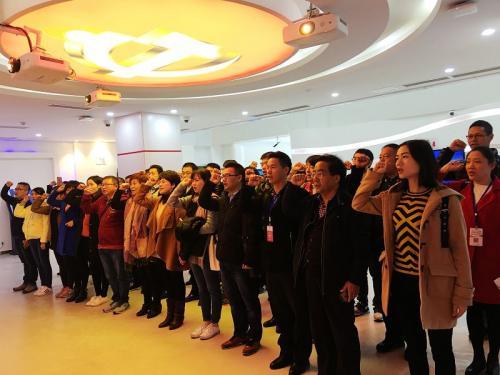 """深圳市龙岗区""""两新""""党建专题培训(2)班"""